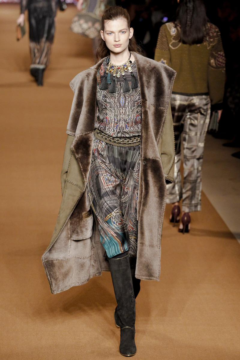 2014 Fall Winter 2015 Fashion Trends For Teensteens: Etro Fall 2014