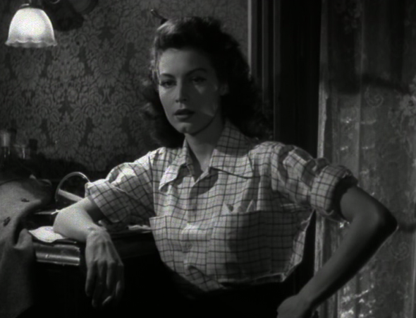 Ava Gardner's costumes The Killers-4