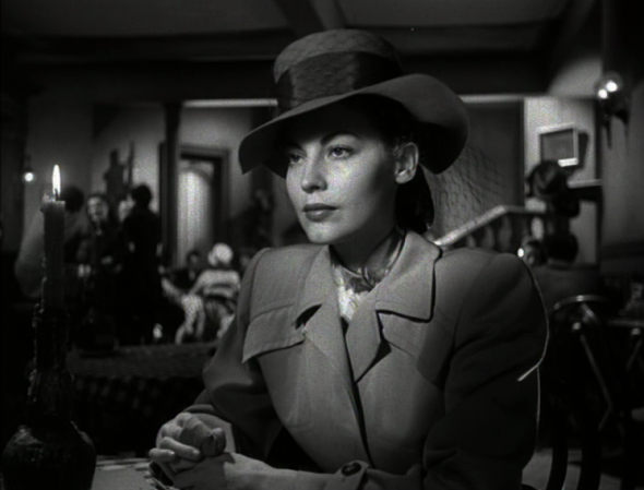Ava Gardner's costumes The Killers-6