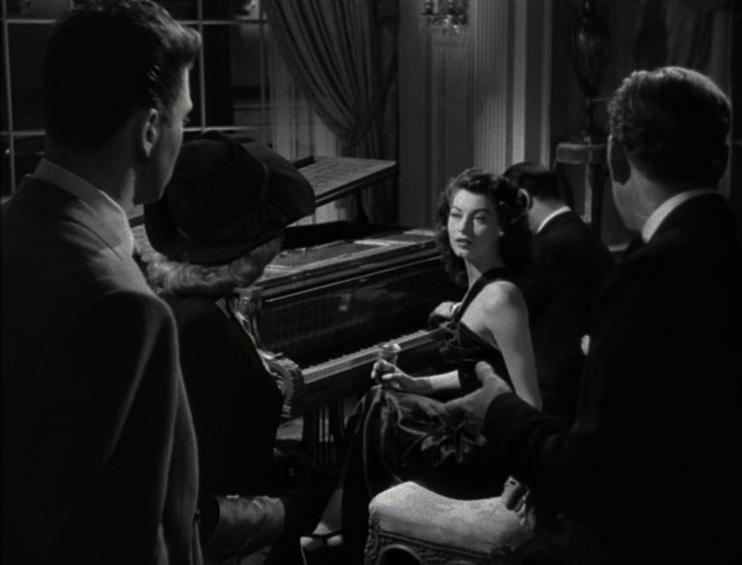 Style in Film: Ava Gardner in The Killers | Classiq Ava Gardner The Killers Dress