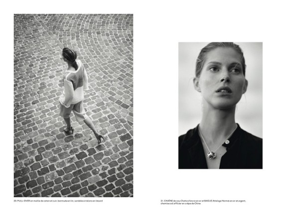 Hermès Vestiaire d'Été 2014 by Zoe Ghertner