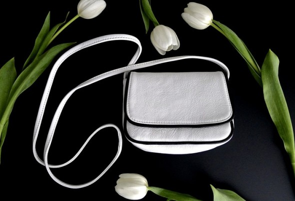 Mary Jo Matsumoto Spring 2014-mini cross body bag