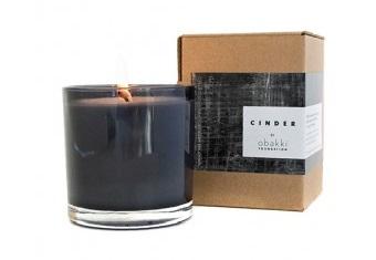 Obakki foundation cinder candle