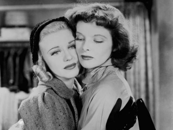 Stage Door 1937_Katharine Hepburn-Ginger Rogers