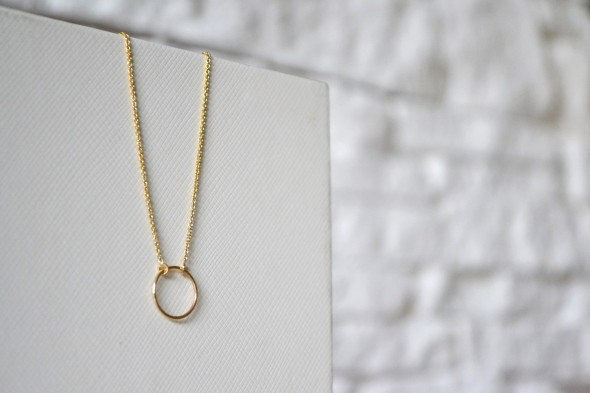 Classiq-Vrai and Oro necklace