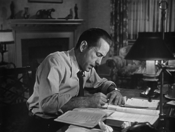 Humphrey Bogart's style The Big Sleep-1