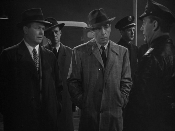 Humphrey Bogart's style The Big Sleep-2
