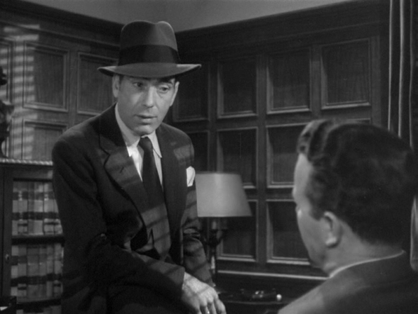 Humphrey Bogart's style The Big Sleep-3