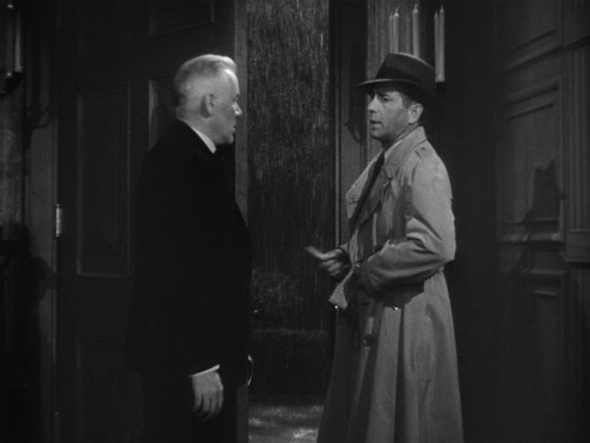 Humphrey Bogart's style The Big Sleep