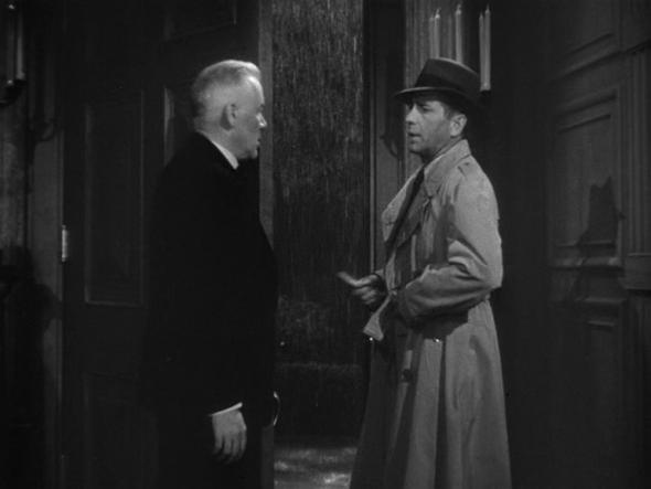 Humphrey Bogart's style The Big Sleep