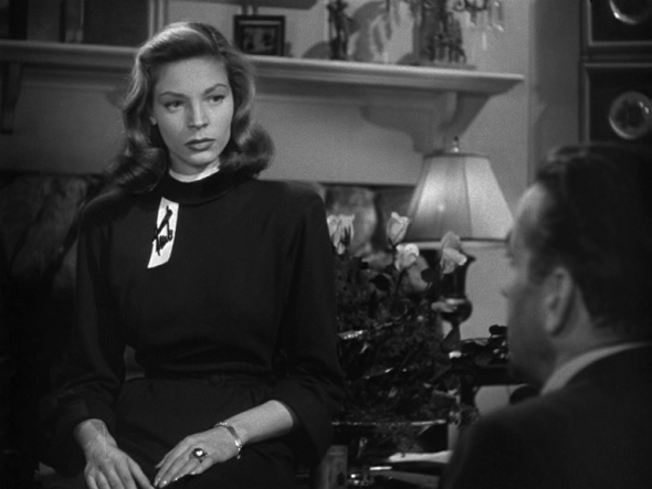Lauren Bacall's Style The Big Sleep-2