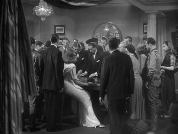 Lauren Bacall's costumes The Big Sleep-1