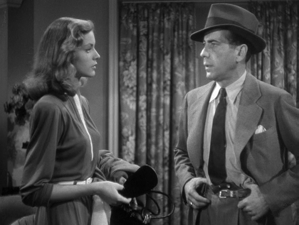 Lauren Bacall's costumes The Big Sleep-5