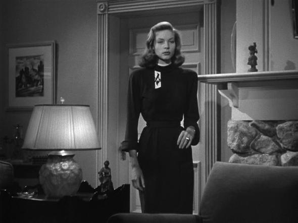 Lauren Bacall's style The Big Sleep-1