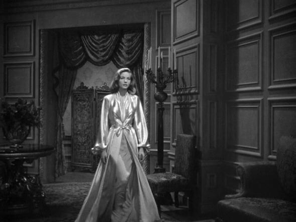 Lauren Bacall's wardrobe The Big Sleep