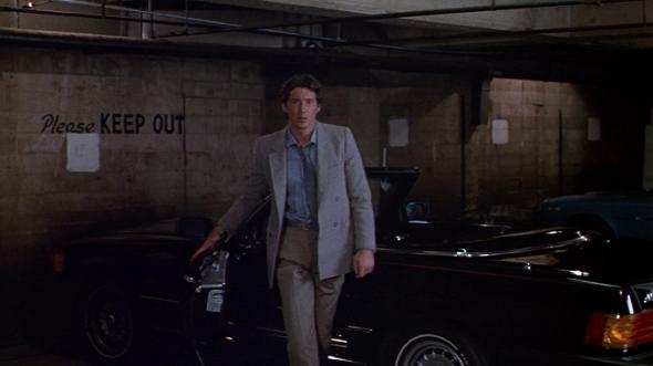 Richard Gere in Giorgio Armani-American Gigolo