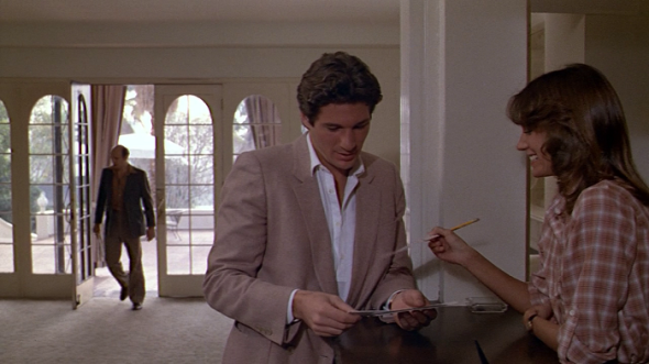 Style In Film Richard Gere In American Gigolo