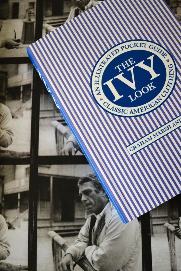 The Ivy Look Classic American Clothing_An Illustrated Pocket Guide