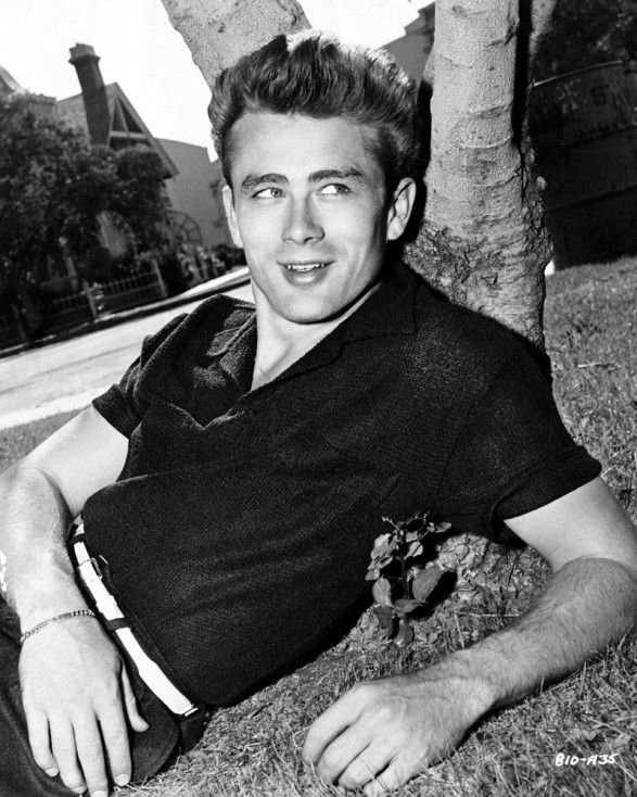 The polo shirt-James Dean