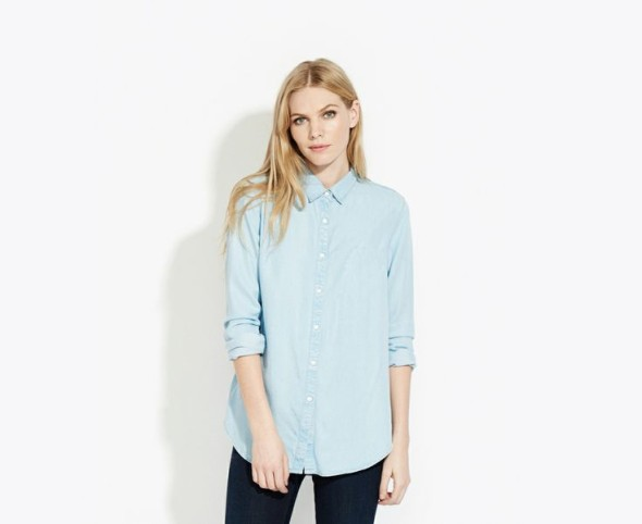 AYR denim shirt