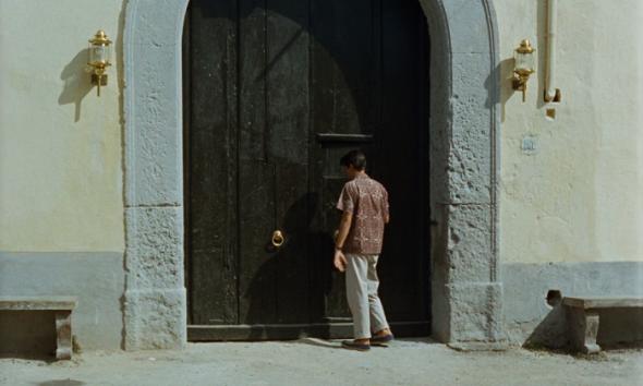 Alain Delon's style Plein Soleil 1960