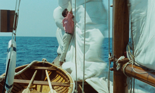 Alain Delon's style-Plein Soleil