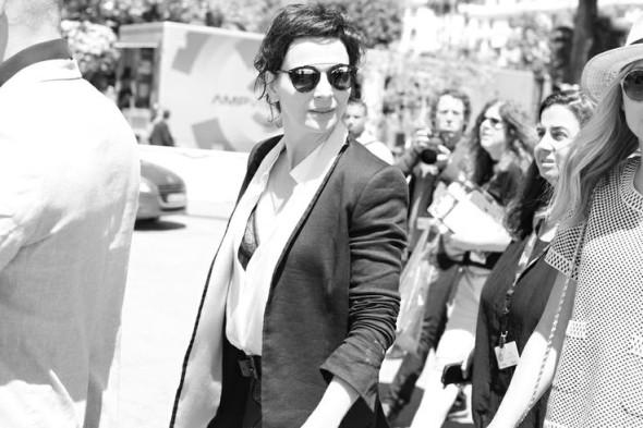 Festival de Cannes 2014-Juliette Binoche