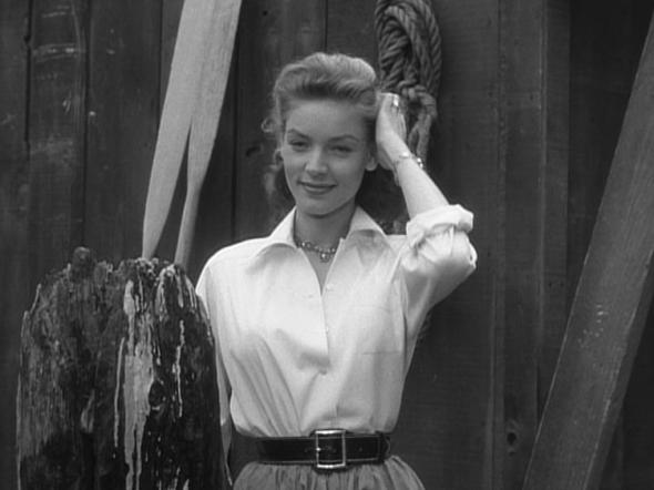 Lauren Bacall's style-Key Largo-1
