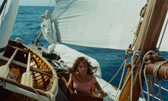 Marie Laforêt's style Plein Soleil-1960