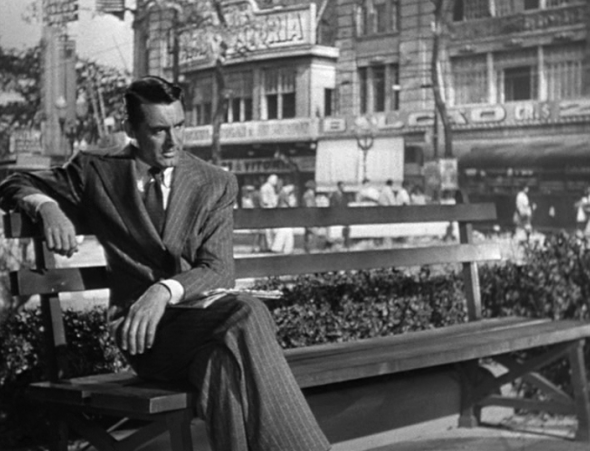 Style in Film-Cary Grant in Notorious-12