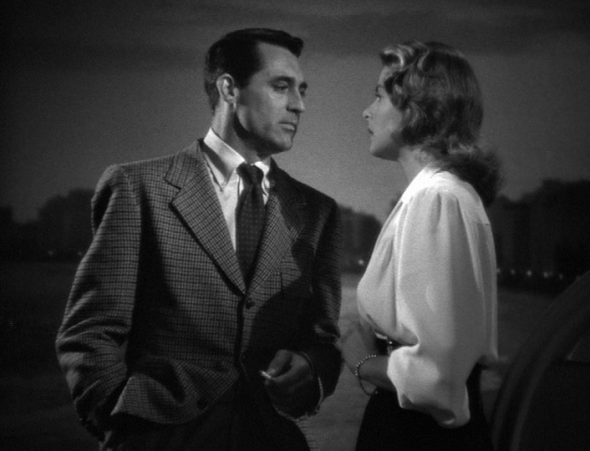 Style in Film-Ingrid Bergman and Cary Grant in Notorious-3