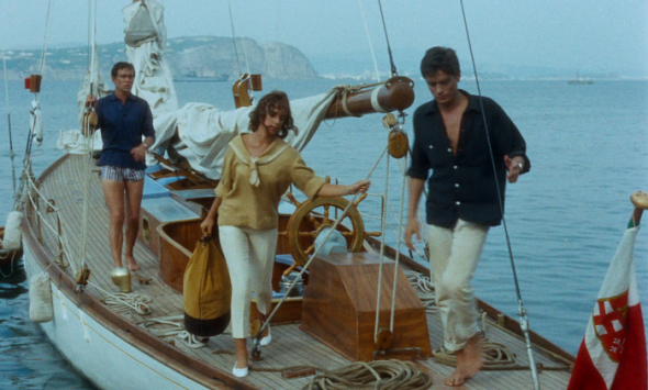 Style in Purple Noon