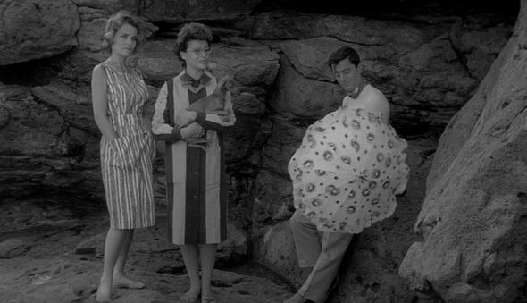 Style in film-L'Avventura 1960