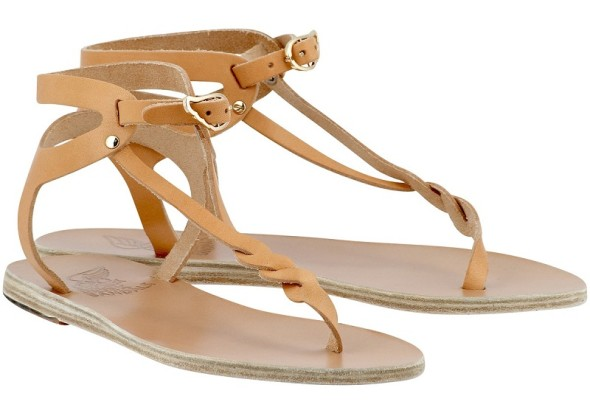 Ancient Greek Sandals-Ismene