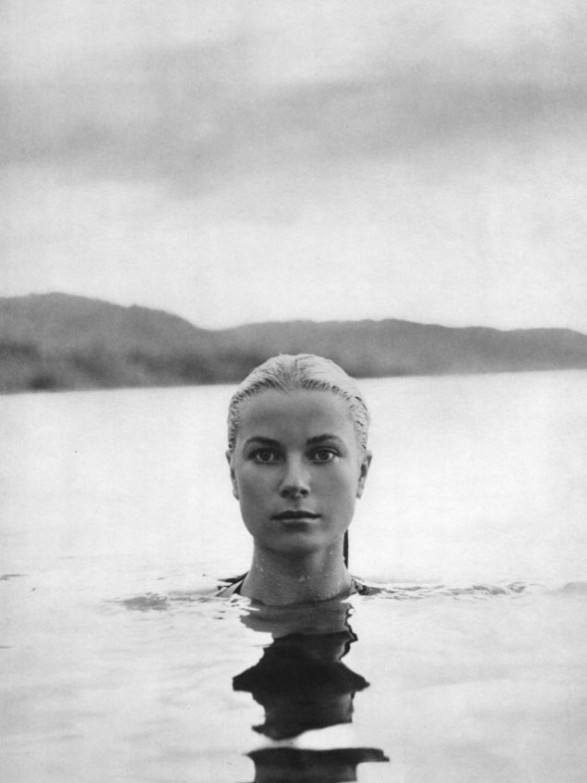 Grace Kelly 1955 by Howell Conant-3