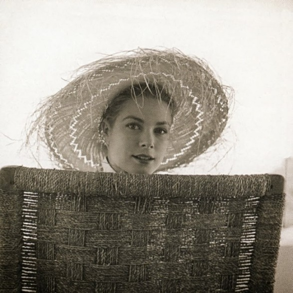 Grace Kelly by Howell Conant 1955 Jamaica