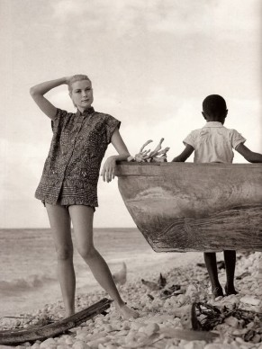 Grace Kelly by Howell Conant Jamaica 1955-3