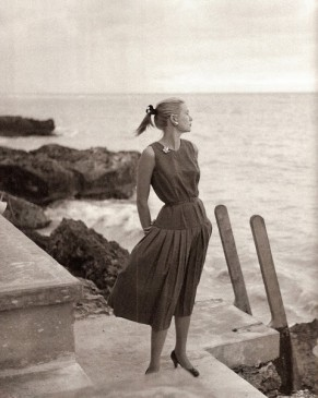 Grace Kelly by Howell Conant Jamaica 1955-4