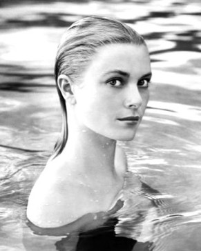 Grace Kelly by Howell Conant Jamaica 1955-8