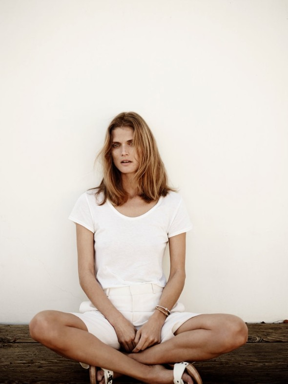 Malgosia Bela by Annemarieke van Drimmelen Vogue Nederlands JUly 2014
