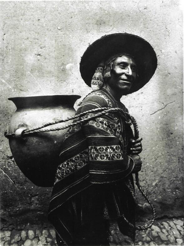 Martin Chambi photography-1940