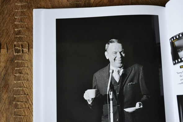Sinatra Frank and Friendly by Terry O'Neill-1