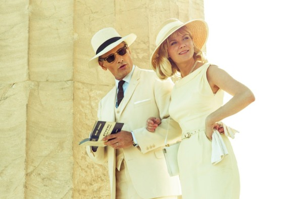 Style in Film-The Two Faces of January