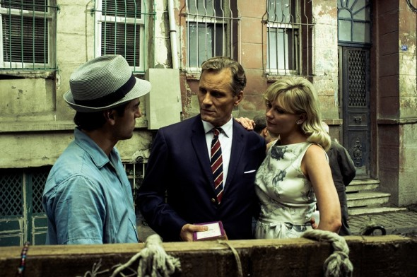 Style in Film The Two Faces of January