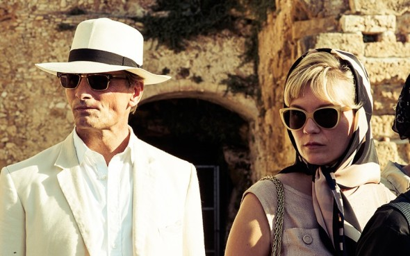Style in film-Kirsten Dunst and Viggo Mortensen The Two Faces of January-1
