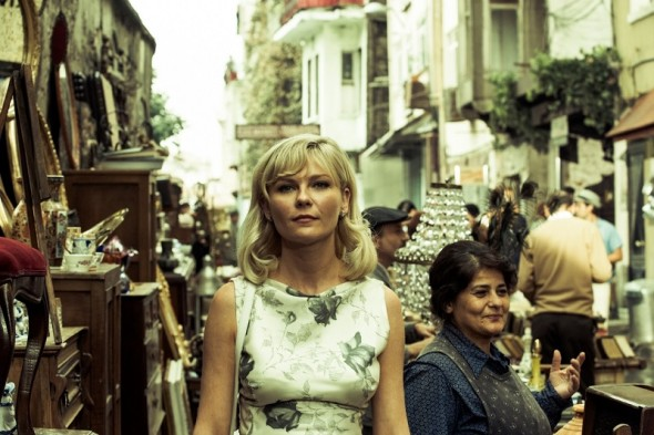 Style in film Kirsten Dunst in The Two Faces of January