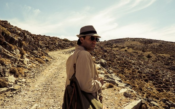 Style in film-Oscar Isaac in The Two Faces of January