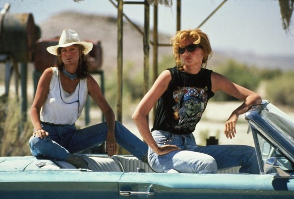 Thelma and Louise Style