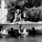 Brigitte Bardot by Robert Cohen - La Madrague St Tropez 1968