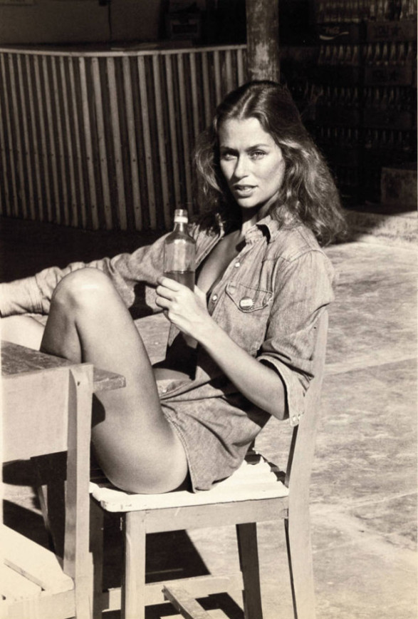 Classiq-The summer look of Lauren Hutton